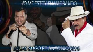 Lucas Sugo ft Antonio Rios - Yo me estoy enamorando(homenaje al Maestro A. Rios)