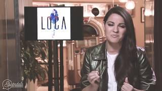 """Maite Perroni estrena el video de """"LOCA"""" FT Cali & El Dandee."""