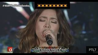 Angeline Quinto - Love Always Finds A Way