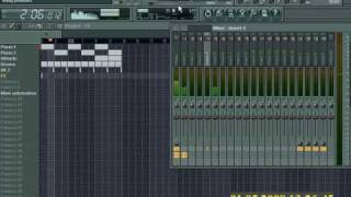 G-Unit - Poppin' Them Thangs Basic Remake On FL