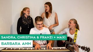 The Beach Boys - Barbara Ann (Cover by Sandra, Christina & Franzi + Maxi)