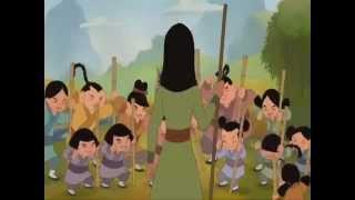 Mulan 2 - O tym lekcja ta (Katarzyna Pysiak)