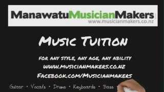 Musician Makers - Music tuition for any style, any age, any ability