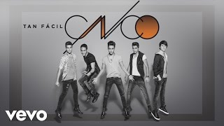 CNCO - Tan Facil (Cover Audio)