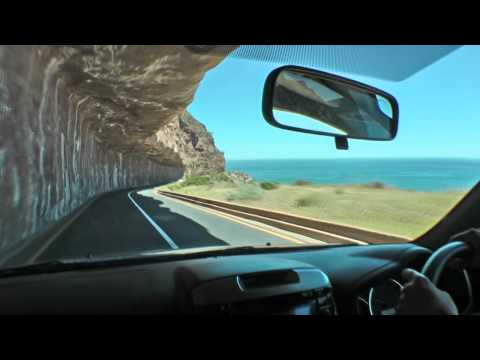 Chapman's Peak Drive on the Cape Peninsula