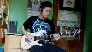 The Paranoid - Je v nás viac guitar cover by Tondo |SK|