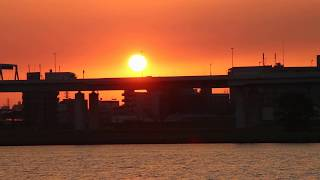 Event Departure-Silent Partner ◎20170523 sunrise 朝陽の風景