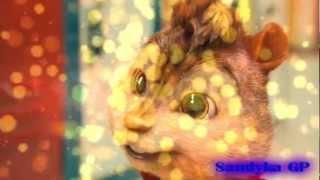 Taio Cruz - Telling The World The Chipmunks