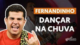Videoaula Dançar na Chuva (aula de guitarra)