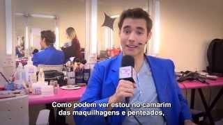 Violetta ao Vivo -  Por Detrás da Cortina (Legendado em Português)