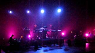 Schiller live - Freiburg 23.01.2011