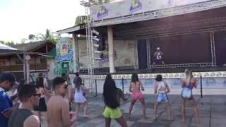 Aula de Funk Brazil Aperte o Play - MC Mirella Cabana Axé Moi