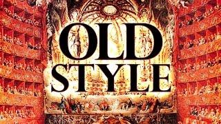 OldStyle ► Mysterious ► Dj CUTMAN & Emily Davidson (Chiptune Baroque EDM Remixes)