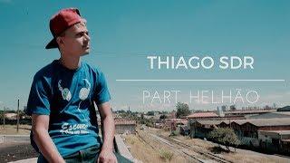Tiago SDR part. Helhao - Jesus me Libertou (CLIPE OFICIAL 4K) Don Pablo Videoclipes