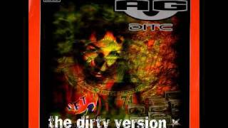 AG feat. Guru, O.C. & Party Arty - Weed Scented (1999)