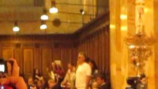 Ave Maria - Andrea Bocelli at Jerusalem