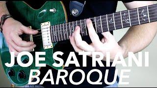 Joe Satriani – Baroque (Full Cover)