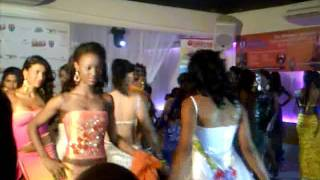 Miss Jamaica World 2k11 Model Fast Track 2.3GP