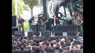 Black Sun - La Pinta, La Nina y La Santa Maria - En vivo Tribuna del Sur
