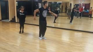 Jorge Martinez y Maria Catalan Salsa Workshop at Salrica Dance Houston