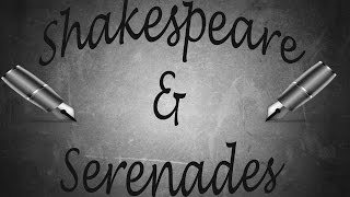 CD9 - Shakespeare & Serenades (Lyrics)
