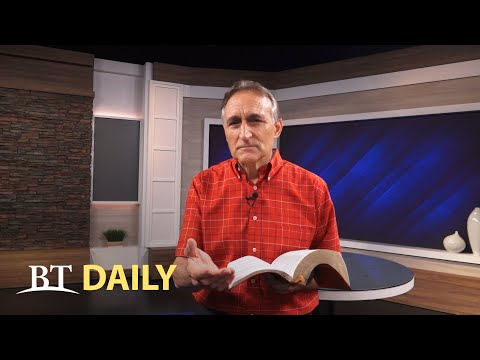 BT Daily: God's Will for You