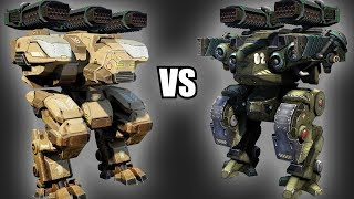 Fury (Thunders) vs Natasha (Thunders, Gusts) - AnakinTEST #8   War Robots
