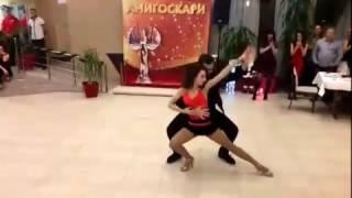 2016 12 17 Red Carpet Salsa Party Christmas Edition Salsa Club Amigos Данчо и Вики