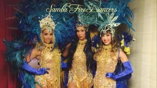 Heart of Samba Entertainment-Los Angeles Samba Dancers