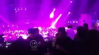 Sasha / Eric Morillo @ Space Ibiza Closing Fiesta 2nd Oct 2016