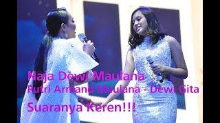 Naja Dewi Maulana (putri Armand Maulana – Dewi Gita) Suaranya Wow!!!