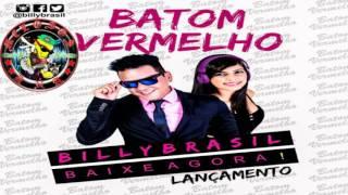 MELODY - BATOM VERMELHO- BILLY BRASIL