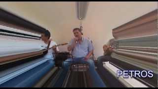 Ena tsiganaki eipe ενα τσιγγανακι ειπε live cover petros zorbas