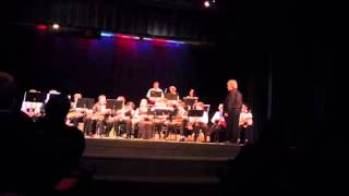 Churchill Jazz Band  'Apache'
