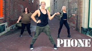 Lizzo - Phone | The Fitness Marshall | Cardio Concert