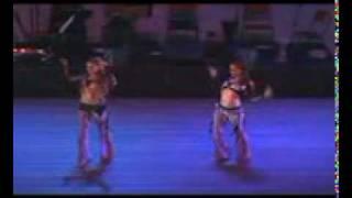 Break me in time - Thalita Menezes e Nalu D' Alessandro ( cia kalua)