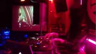 DJ ELLE MULLER @ SIN NIGHTCLUB 23.2. 2013