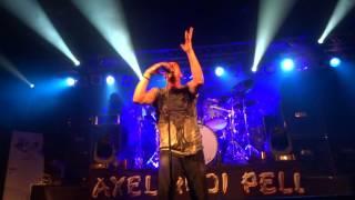 Axel Rudi Pell - Strong as a Rock - Zlin 2016
