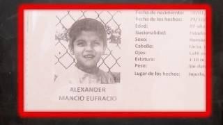 URGENTE -ALERTA AMBER MÉXICO!!!  ALEXANDER MANCIO EUFRACIO   DESAPARECIDO LO HAS VISTO