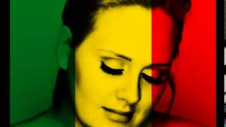 Adele   Set Fire To The Rain reggae version by Reggaesta
