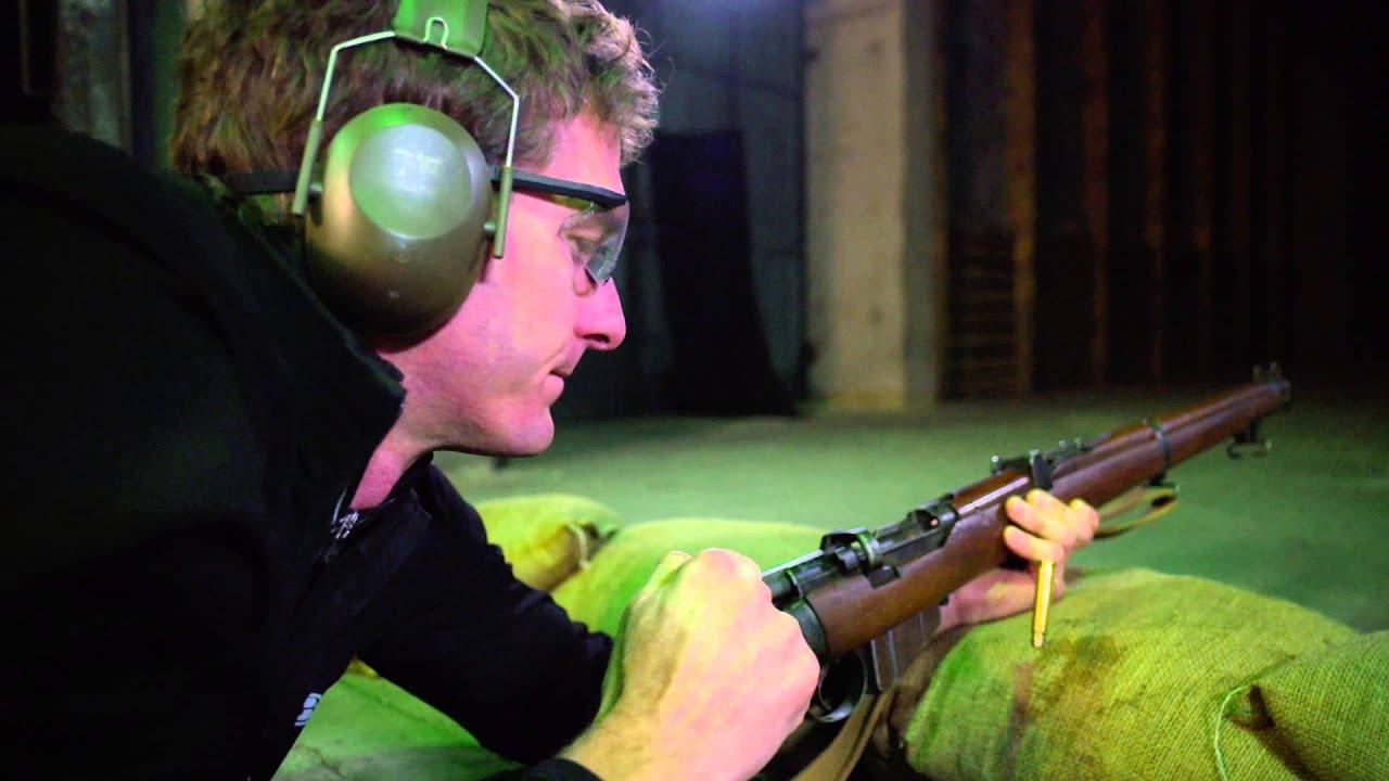 Rifles - WW1