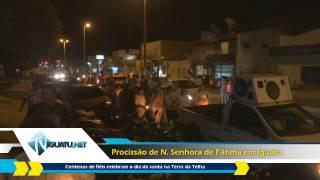 Procissão de Nossa Senhora de Fátima em Iguatu -2015