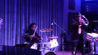 Julius Meléndez Live at Angelicas in Redwood City