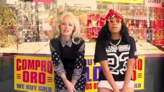 "HD IGGY AZALEA - MY TIME - Bac ""back"" 2 Tha ""The"" Future (OFFICIAL VIDEO) HD"