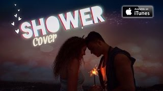 Becky G - Shower ( Mahogany LOX & Golden cover)