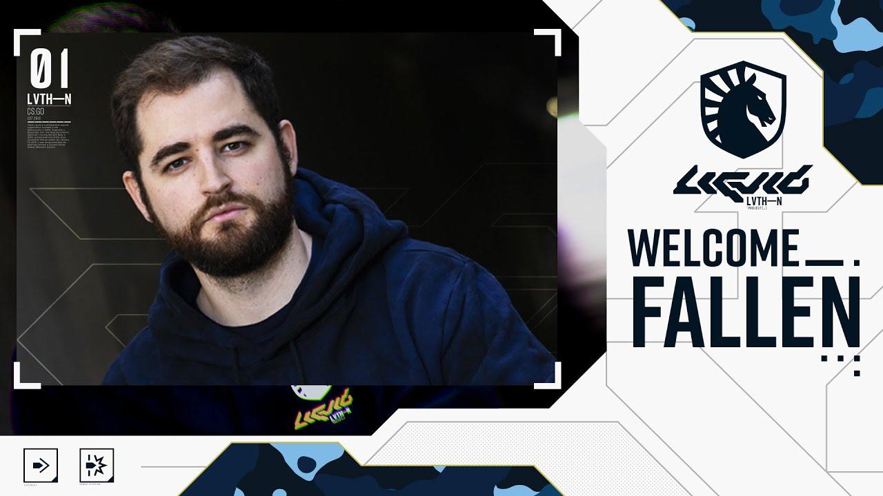 Team Liquid - FalleN joins Team Liquid