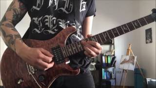 Limp Bizkit - Eat You Alive Guitar Cover (With Wes' PRS Guitar)