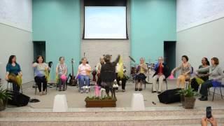 Dança Senior - Grupo Melhor Idade - Igreja Batista LIBER