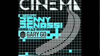 Benny Benassi ft. Gary Go - Cinema (Cover Art)