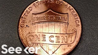 There's a Microscopic Robot On This Penny That's Built to Go Inside You…